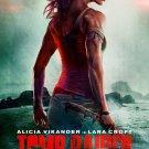"Tomb Raider Movie  18""x28"" (45cm/70cm) Poster"
