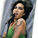 "Amy Winehouse   8""x12"" (20cm/30cm) Canvas Print"