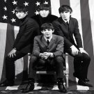 """The Beatles  13""""x19"""" (32cm/49cm) Polyester Fabric Poster"""