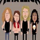 "Metallica  18""x28"" (45cm/70cm) Poster"