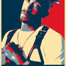 "Tupac Shakur  2 Pac  13""x19"" (32cm/49cm) Polyester Fabric Poster"