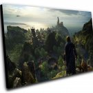 "Middle Earth Shadow of War 12""x16"" (30cm/40cm) Canvas Print"