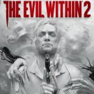 "The Evil Within 2 13""x19"" (32cm/49cm) Polyester Fabric Poster"