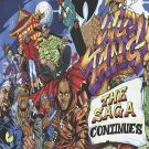 """Wu Tang The Saga Continues  13""""x19"""" (32cm/49cm) Polyester Fabric Poster"""