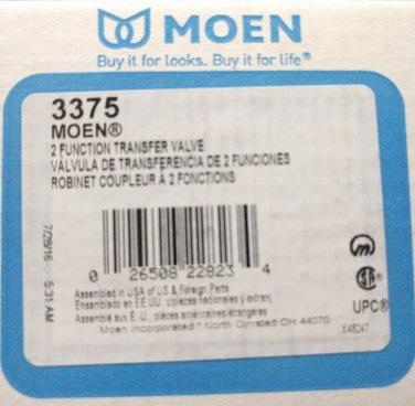 3375 MOEN Brass Rough-in 2-Function Transfer Shower Valve - 1/2 in.
