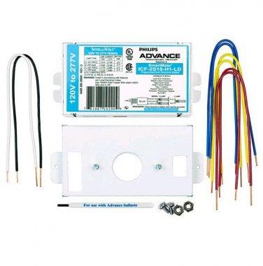 Philips Advance ICF2S18H1LDK Electronic Fluorescent 18 Wattage CFL 120-277 Volt