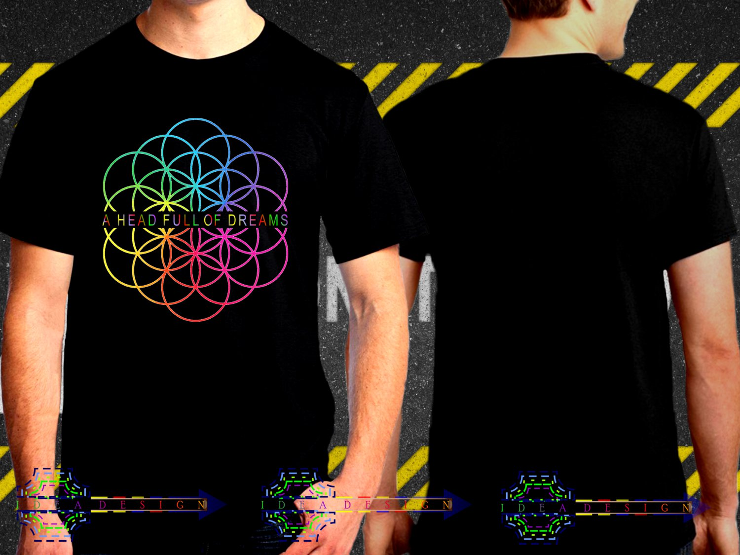 Official Coldplay Shirts  Vinyl Posters Apparel amp Merch