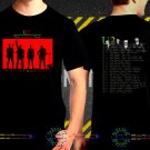 U2 The Joshua Tree Tour Dates 2017 Black Concert T Shirt to 3XL A18