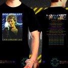 Rod Stewart Tour Dates Black Concert T Shirt to 3XL A23