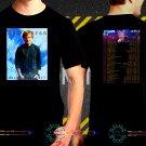 Ed Sheeran Divide Tour Date 2017  Black Concert T Shirt S to 3XL A43