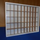 Showcase, Wall Display case cabinet for LEGO minifigures B