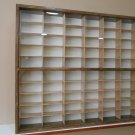 Showcase, Wall Display case cabinet for 1/43 diecast scale cars B