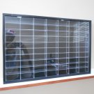 Showcase, Wall Display case cabinet for 1/64 scale cars (hot wheels, matchbox) Q2