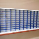 Showcase, Wall Display case cabinet for 1/64 scale cars (hot wheels, matchbox)AP