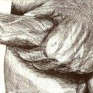 Fred - Original Pen & Ink Drawing