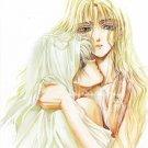 Kaori Yuki ANGEL SANCTUARY Paperboard Poster Print #16