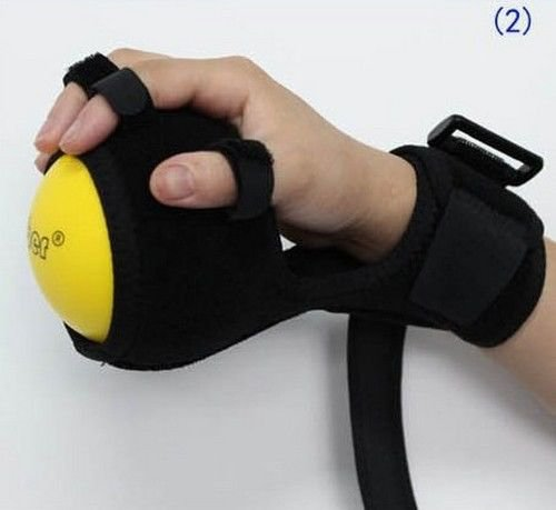 Deluxe Anti-Spasticity Hand Ball Splint- Functional Impairment Finger Orthosis
