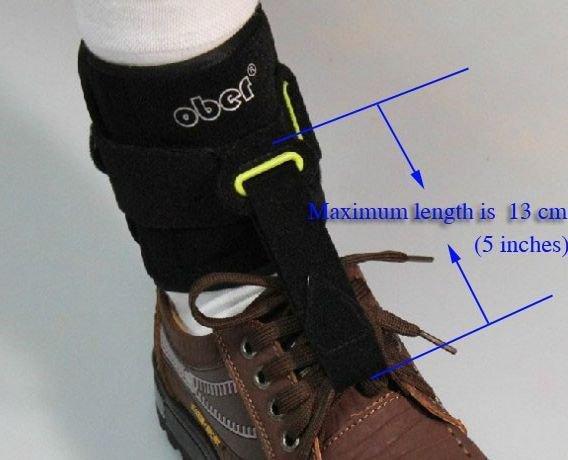 Drop Foot Brace AFO Orthosis Hemiplegia Stroke Ankle Foot Brace Elevator/Support