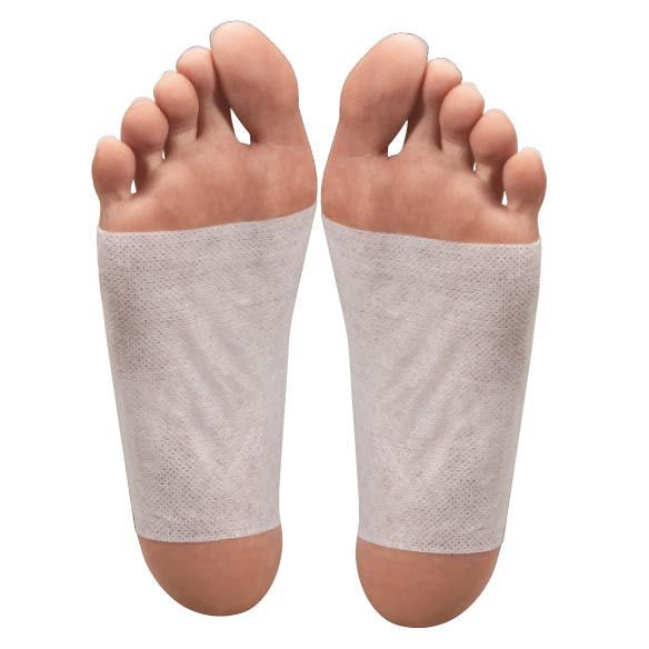 GOLD Detox Feet Foot Pad Patches 40Pcs (20 Sets) Remove Toxins, Have Clean Feet