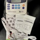 XFT-320 Dual TENS Machine + Acupuncture Pen Digital Massage for Pain Relief NEW