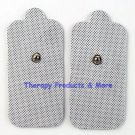 XL Replacement Electrode Pads (8) Extra X-Large for GOLD HAND XFT-502 Massagers
