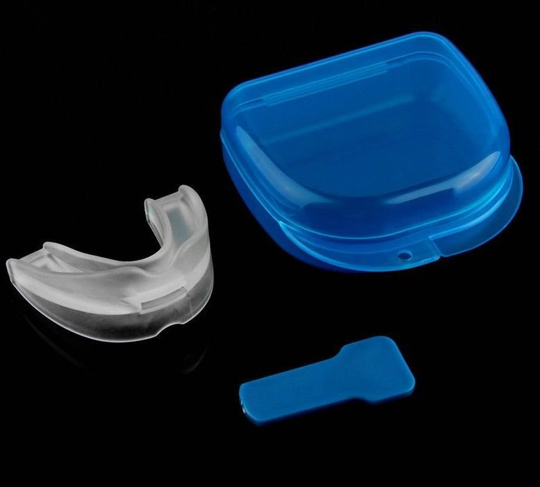 ANTI STOP SNORING RX MOUTH GUARD ADJUSTABLE PURE Z'S APNEA AND SLEEP BETTER NOW