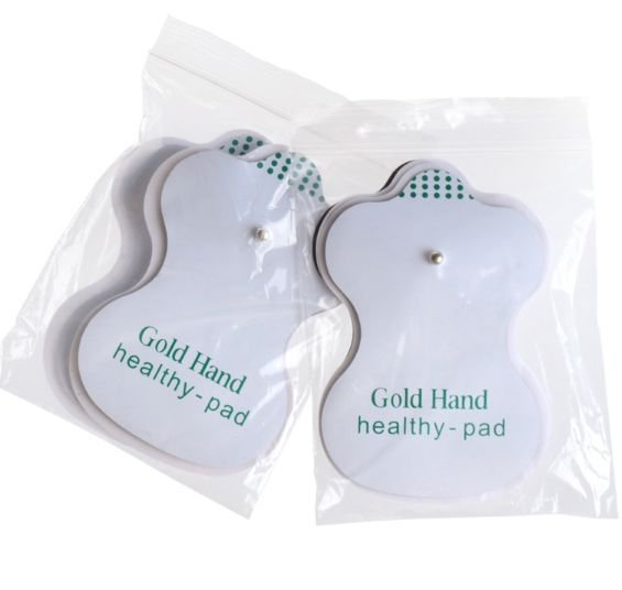 REPLACEMENT ELECTRODE ADHESIVE MASSAGE PADS (40) for BeautyKO Beautyko Accusonic