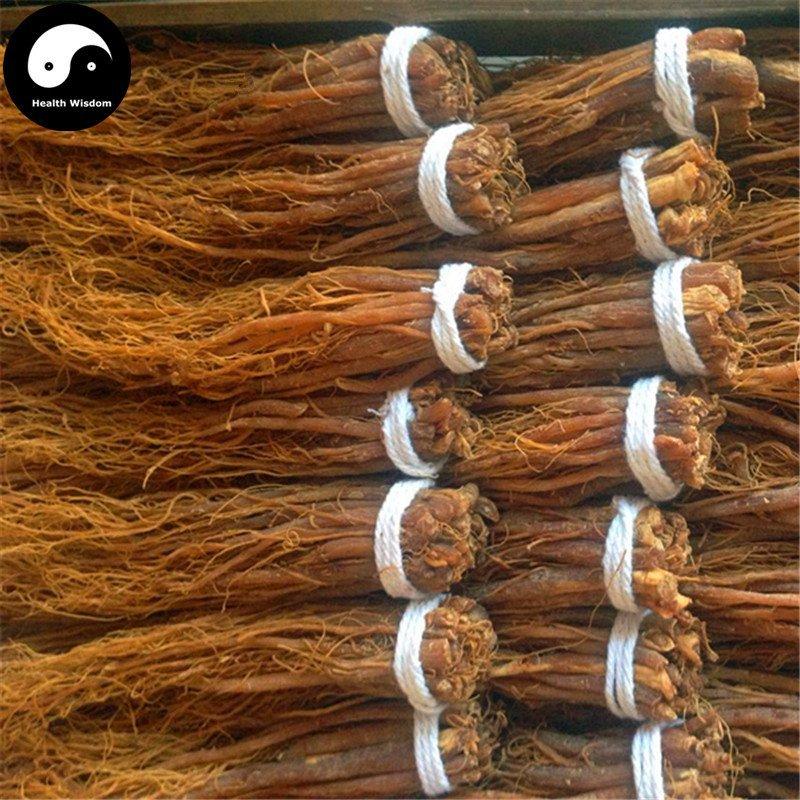 Korean Red Ginseng End Roots 250g Radix Ginseng Rubra Hair Roots Hong Shen Xu