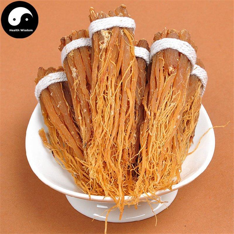 Korean Red Ginseng End Roots 100g Radix Ginseng Rubra Hair Roots Hong Shen Xu