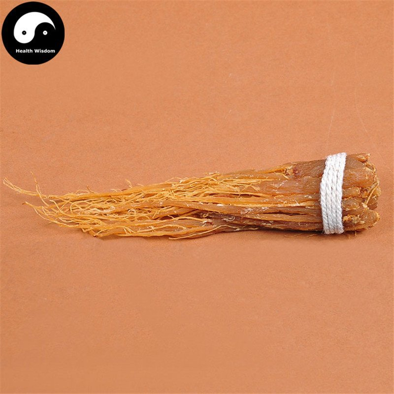 Korean Red Ginseng End Roots 50g Radix Ginseng Rubra Hair Roots Hong Shen Xu