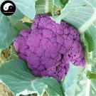 Buy Purple Cauliflower Vegetable Seeds 100pcs Plant Rare Broccoli Vegetables