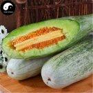 Buy White Cucumis Melon Seeds 400pcs Plant Sweet Melon Vegetable Sugar Fruit Muskmelon