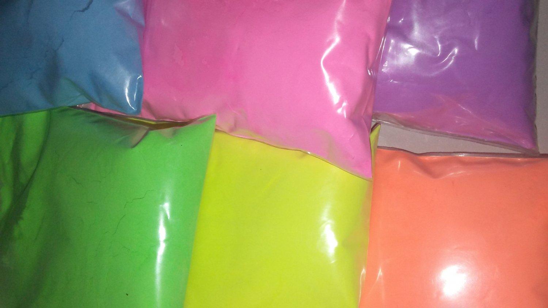 Neon Powders Set