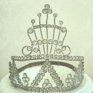 EXQUISITE X-LARGE LIFESIZE Antique French Crown Ormolu Wedding Crown From France