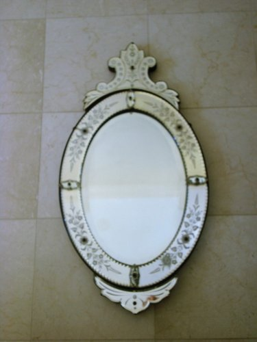THE BEST VINTAGE SHABBY VENETIAN MIRROR ****BEAUTIFUL OLD MIRROR****