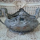 AWESOME OLD SHABBY FRENCH JARDINIERE PLANTER **GORGEOUS**