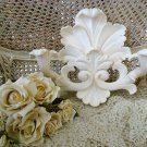 SHABBY FRENCH ORNATE LARGE WALL CANDLE HOLDER ***GORGEOUS***