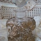 Vintage Ornate Perfume Bottle Swags and Garlands Holder