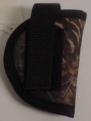Camouflage All American Side Holster  # 0