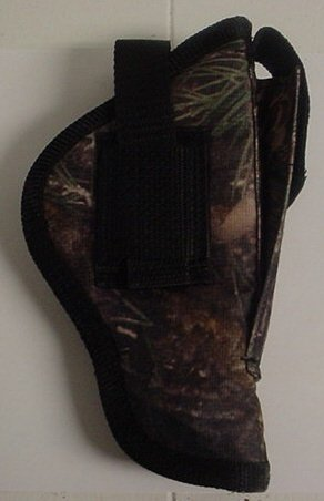 Camouflage All American Side Holster Camouflage # 8