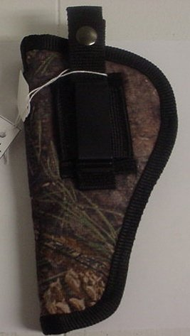 Camouflage All American Side Holster Camouflage # 12