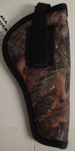 Camouflage All American Side Holster Camouflage # 23