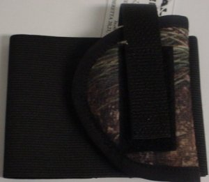 Camouflage All American Ankle Holster # 0