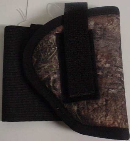 Camouflage All American Ankle Holster # 2