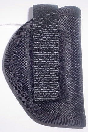 Black All American Side Holster #1