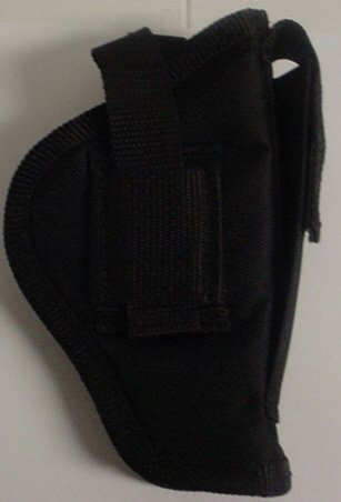Black All American Side Holster #7