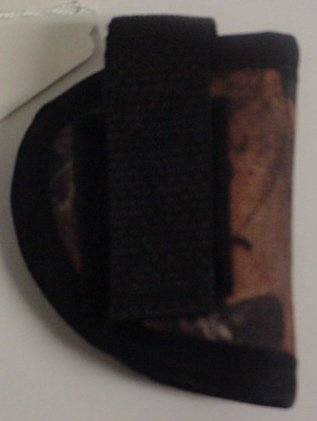 Camouflage All American Side Holster Camouflage # 00