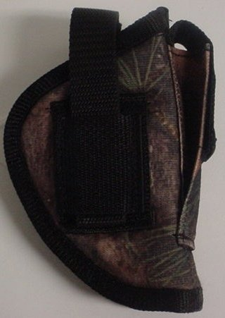 Camouflage All American Side Holster Camouflage # 3