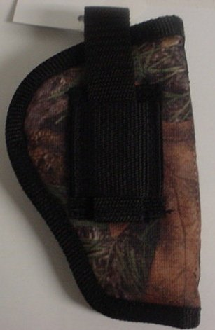 Camouflage All American Side Holster Camouflage # 11