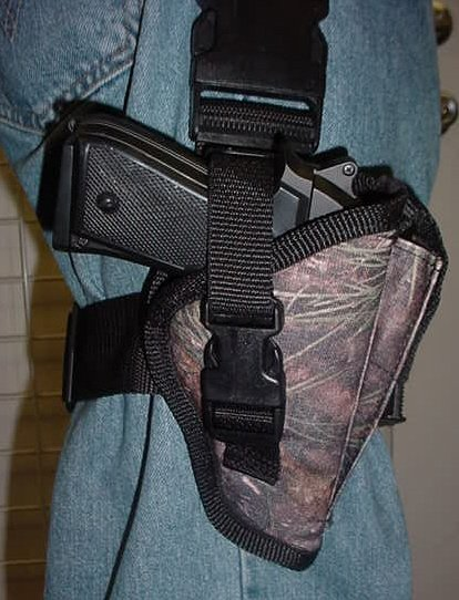 Camoflague All American Tactical Holster #4